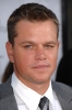 Coiffure de Matt Damon