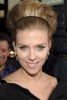 Coiffure de Scarlett Johansson