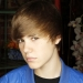 Justin Bieber cheveux mi-long