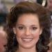 Katherine Heigl frisée brune