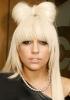Lady Gaga chignon